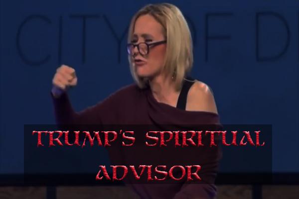 Trumps spiritual advisor