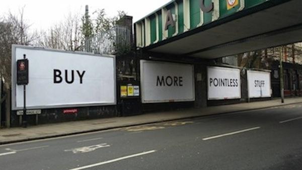 Buy More Pointless Stuff