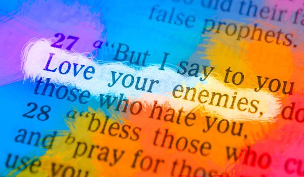 Love Your Enemy
