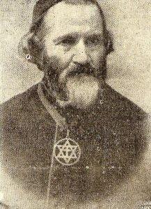 Rev GJ Ouseley
