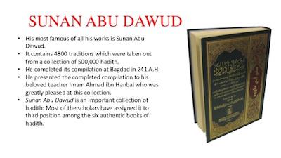 Sunan Abu Dawud